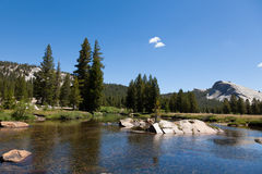Yosemite national park in California Royalty Free Stock Photos