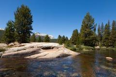 Yosemite national park in California Stock Images