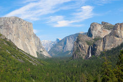 Yosemite National Park, California. Stock Images