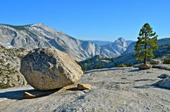 Yosemite National Park, California. USA Stock Photos