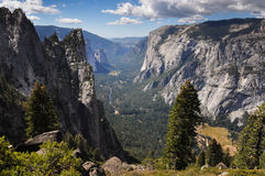 Yosemite National Park, California, USA Stock Image
