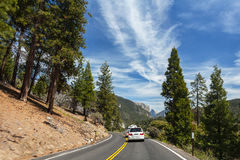 Yosemite National Park California Stock Photo