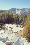 Yosemite National Park, California, USA. Royalty Free Stock Photos
