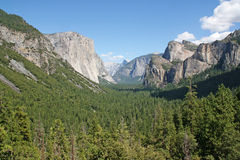 Yosemite National Park, California, USA. Royalty Free Stock Photo