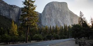 Yosemite National Park Royalty Free Stock Photography