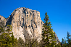 Yosemite National Park El Capitan California Stock Photography