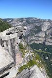 Yosemite National Park: Glacier Point Stock Photo
