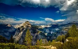 Yosemite, National Park, Landscape Stock Image