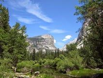 Yosemite. National Park landscape mountain rock Royalty Free Stock Photo