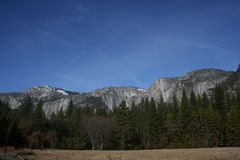 Yosemite National Park Mountain Landscape Royalty Free Stock Images