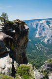 Yosemite National Park. One of the most famous National parks in California USA Stock Photo