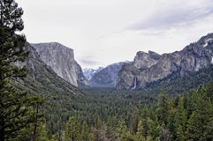 Yosemite national park. Osemite National Park is a United States National Park spanning eastern portions of Tuolumne, Mariposa and Madera counties in the central Stock Images