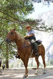 Yosemite National Park Ranger Stock Images