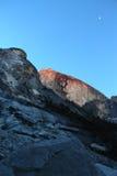 Yosemite National Park sunset Royalty Free Stock Images