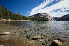 Yosemite National Park Tenaya Lake Stock Photography
