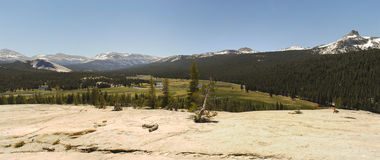 Yosemite National Park - Tuolumne Meadows Royalty Free Stock Image