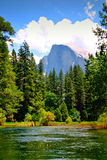 Yosemite National Park, USA Royalty Free Stock Photo