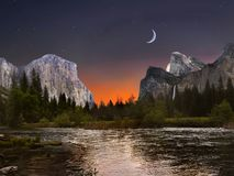 Free Yosemite National Park, USA Stock Photo - 159001440