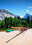 Yosemite National Park, USA Stock Image