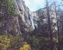 Yosemite National Park USA stock photo