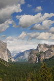 Yosemite National Park view Stock Photo