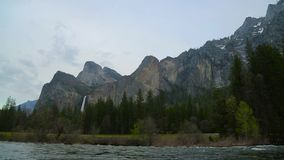 Yosemite national park. stock footage