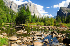 Yosemite national park. Stock Photography