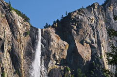 Yosemite National Park waterfall Stock Image