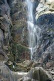 Yosemite National Park waterfall, California, USA Stock Photography