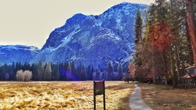 Yosemite. National park Royalty Free Stock Photos