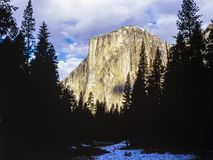 Yosemite National Park. Is a United States National Park spanning eastern portions of Tuolumne, Mariposa and Madera counties in the central eastern portion of stock image