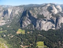 Yosemite National Park: Yosemite Valley Royalty Free Stock Photo