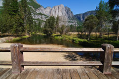 Yosemite national state park, ca, usa Royalty Free Stock Image