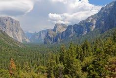 Yosemite nationalpark Royaltyfri Bild