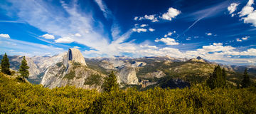 Yosemite Nationalpark stockbild