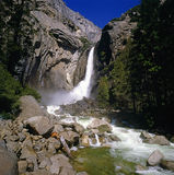 Yosemite nationalpark Royaltyfria Bilder
