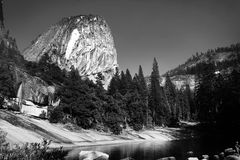 Yosemite nationalpark 1 Royaltyfria Bilder
