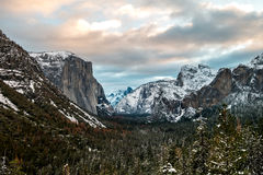 Yosemite Nationalpark Stockfoto