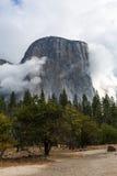 Yosemite nationalpark, Kalifornien Arkivfoton