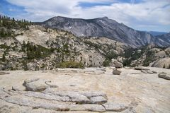 Yosemite NP Imágenes de archivo libres de regalías