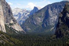 Yosemite NP. Yosemite national park in USA Stock Photo