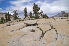 Yosemite NP, punta de Olmsted Fotografía de archivo