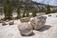 Yosemite NP, punta de Olmsted Fotos de archivo