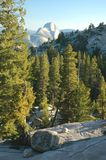 Yosemite, Olmsted Point. Late afternoon at Olmsted Point, captured in the high country of Yosemite National Park, California Stock Photography