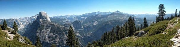 Yosemite Park. Landscape of yosemite park in USA stock images