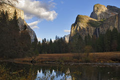 Yosemite park Stock Photos