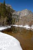 Yosemite-Park Lizenzfreies Stockfoto