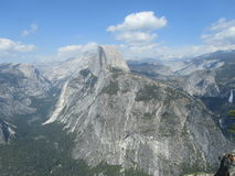 Yosemite park landscape, The Capitan Royalty Free Stock Images