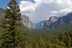 Yosemite park narodowy Zdjęcia Royalty Free