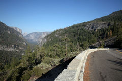 Yosemite park narodowy Fotografia Royalty Free